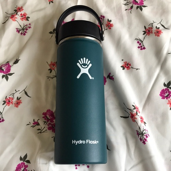 hydro flask • Jade 18oz